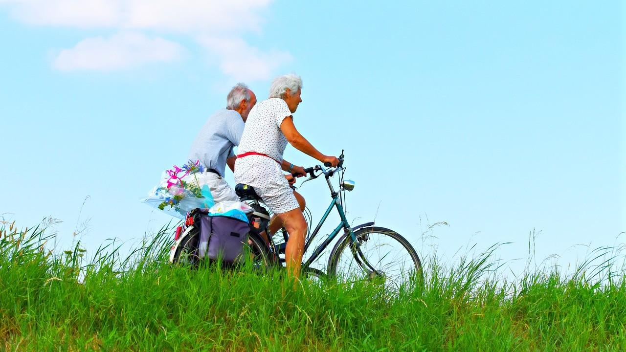 Haal alles uit het leven en word gezond oud!